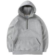 고스트리퍼블릭 지퍼 터틀넥 후드 티셔츠 GHT-221