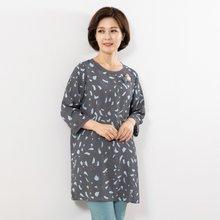 마담4060 엄마옷 세련된붓터치블라우스 QBL907146