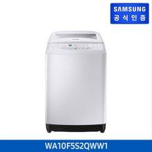 [삼성] 워블 세탁기 WA10F5S2QWW1 (10kg)