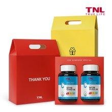 [TNL] 티앤엘 칼슘 마그네슘 아연 비타민D 2개입 선물세트