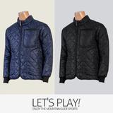 [마운틴가이드]겨울용 등산복/작업복/깔깔이/패딩/남성 내피 등산자켓 TXM-J7449
