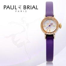 폴브리알(PAUL BRIAL) 여성시계(아작시오/PB8006GDVI/가죽밴드/백화점AS접수가능)