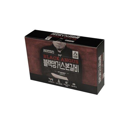 레이먼킴 블랙앵거스 본갈비 350g x 8팩 + 소스 8팩
