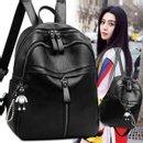 로코 여성 백팩 여행가방 학생가방 캔버스 배낭