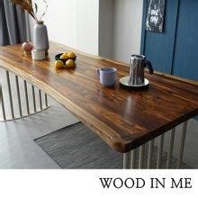 우드인미 장미목 6인용 원목식탁 테이블2000-as/로즈우드/호피목/원목책상/식탁테이블