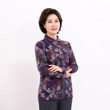 마담4060 엄마옷 아름다운꽃티셔츠-ZTE912055-