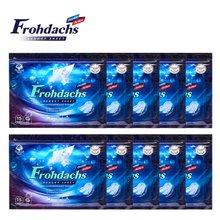 TV홈쇼핑 [프로닥스 시트세제] 세탁 시트세제 더블액션 150매 일반용 (15매 10팩)/고농축/시트세제