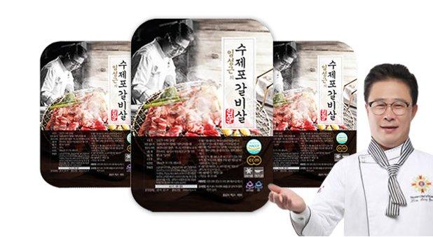 임성근의 수제포 갈비살 300g X 11팩 (총 3.3kg)