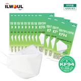 [일월] 황사 방역용 마스크 KF94 120매(30매x4팩)