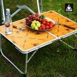 [카즈미] 테이블 (슬림미니)/감성캠핑 접이식 야외 다용도테이블