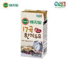 [정식품] 베지밀 17곡 한끼 두유 190ml × 64팩