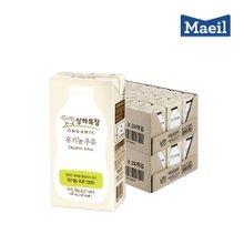 [매일우유] 상하목장 유기농우유 190mlX48팩