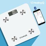 힐링큐 스마트 체지방계/체중계/BMI/한글앱/다이어트도우미/8가지기능/HQ-S4000