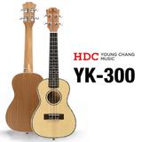 영창 우쿨렐레 YK-300C/콘서트형/입문 취미 교육용/우쿠렐레