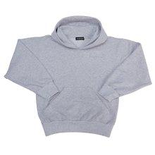 [발렌시아가 키즈] 로고 후드 558143 TDV29 1302 키즈 긴팔 기모 맨투맨 티셔츠