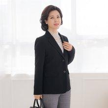 마담4060 엄마옷 베이직기본자켓 ZJK001010