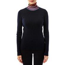 [토리버치] 알라나 51816 405 여자 울 목폴라 스웨터