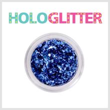 [ALICA 엘리카] 홀로글리터 믹스매치Ⅰ 딥블루 -H214-