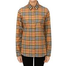 [버버리] 빈티지 체크 CROW 8003202 A2219 여자 셔츠