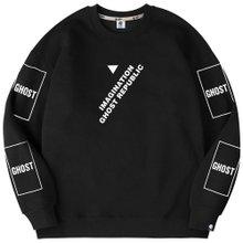 고스트리퍼블릭 앵글 프린팅 맨투맨 티셔츠 GMT-163