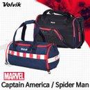 볼빅 마블 캡틴아메리카 스파이더맨 골프 보스턴백 VAGSBB32 VAGSBB33