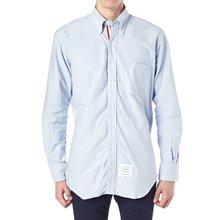 [톰브라운] 히든 삼선 라이닝 MWL010E 00139 480 남성 셔츠