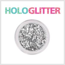 [ALICA 엘리카] 홀로글리터 믹스매치Ⅰ 실버 -H209-