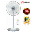 [신일] 리모컨 좌석용 선풍기 SIF-14RAS 35CM 자연,수면풍 타이머