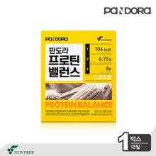 [뉴트리] 판도라 프로틴밸런스 스위트콘 1박스(15일) / 콜라겐스프