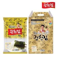 [광천김] 달인 김병만의 7호 선물세트(재래전장 20g x 10봉)