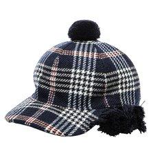 [구찌] (439029 4AH89 4368) 남성 체크 모자 17FW