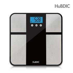 휴비딕 실버스퀘어 체지방 체중계 HBF-1000