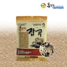 [흙누리영농조합]  귀리 1kg