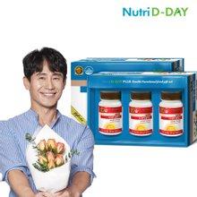 뉴트리디데이 비타민D 3병 선물세트+쇼핑백