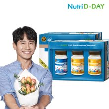 뉴트리디데이 멀티비타민 2병+칼슘비타민D 1병 선물세트