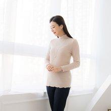 마담4060 엄마옷 물결라인티셔츠 ZTE002012