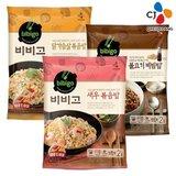 [CJ] 비비고 새우볶음밥/닭가슴살 볶음밥/불고기비빔밥 8봉 택1