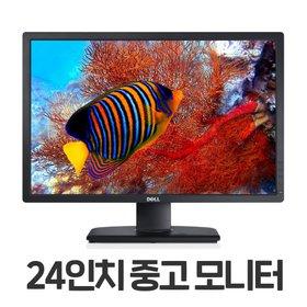 [Dell] 24인치 델 모니터 중고 컴퓨터 모니터
