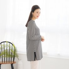 마담4060 엄마옷 하운드롱티셔츠 ZTE002011