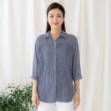 마담4060 엄마옷 하루스트라이프셔츠-ZBL005071-