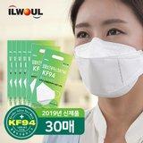 일월 KF94 황사 미세먼지 마스크 30매