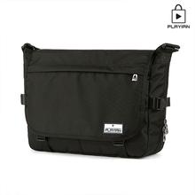[플레이언]Splendid Messenger bag_스플렌디드 메신저백(PM03UBLK)