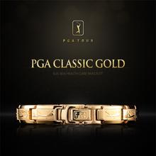 PGA TOUR 클래식 골드 게르마늄팔찌