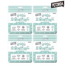 [소비자만족지수 1위, 천연펄프사용] 냄새잡는 요술배변패드 (100매X4팩, 총 400매)