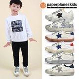 [페이퍼플레인키즈]PK7736 아동 운동화 아동화 주니어 신발 유아 남아 여아 브랜드 어린이 슈즈 골든구스