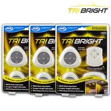 [1+1+1세트] 트라이브라이트 원터치 LED 조명
