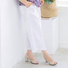 마담4060 엄마옷 한발빠른마팬츠 QPN905076