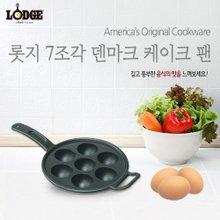 [LODGE] 롯지 9인치/23cm 7조각 덴마크 케이크 팬 P7A3