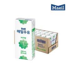 [매일우유] SLIM_매일멸균 저지방 1% 200mlX24팩