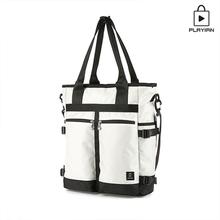 [플레이언]Two pocket tote&cross bag_투포켓 토트&크로스백(PC03MWHA)